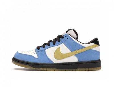"Best Nike SB Dunk Low ""Homer"" Fake Shoes"