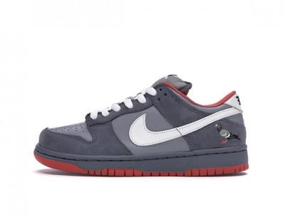 """Fake Nike Dunk SB Low """"Staple NYC Pigeon"""""""