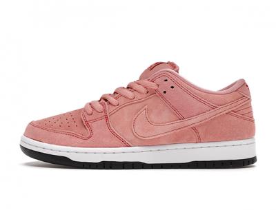"""Fake Nike SB Dunk Low """"Pink Pig"""""""