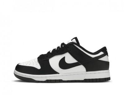 "Nike Dunk Low ""White Black"" Replica"