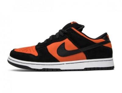 """Best Fake Nike SB Dunk Low """"Orange Flash"""""""
