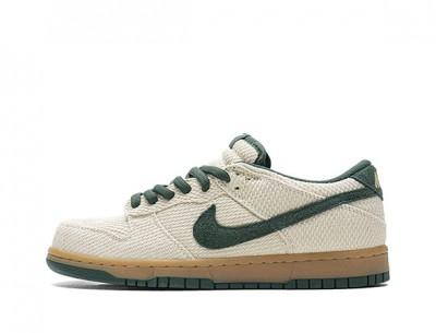 """Fake Nike SB Dunk Low """"Green Hemp"""""""