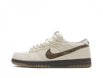 Replica Nike Dunk Low Hemp Brown (2005)