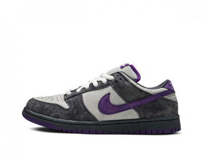 "Fake Nike Dunk SB Low ""Purple Pigeon"""