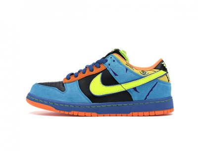 "Fake Nike Dunk SB Low ""Skate or Die"""