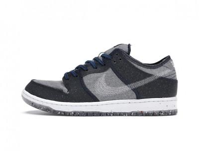 """Fake Nike SB Dunk Low """"Crater"""" on Feet"""