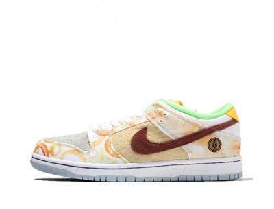 "Fake Nike SB Dunk Low ""Street Hawker"""