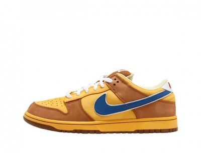 """Knockoff Nike SB Dunk Low """"Newcastle Brown Ale"""""""