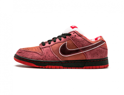 """Nike Dunk SB Low """"Red Lobster"""" Knockoff Shoes"""