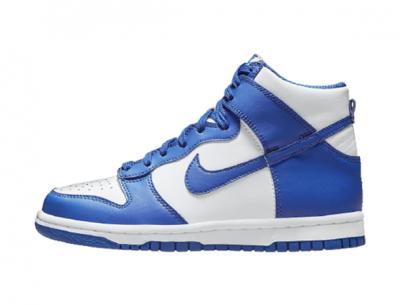 "Replica Nike Dunk High ""Game Royal"""