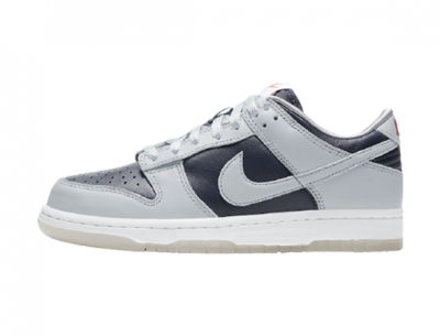 "Replica Nike Dunk Low ""College Navy Grey"" for Women"