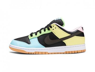"""Replica Nike Dunk Low SE """"Free 99-Black"""""""